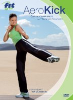 AeroKick Cardio-Workout mit Kicks & Punches